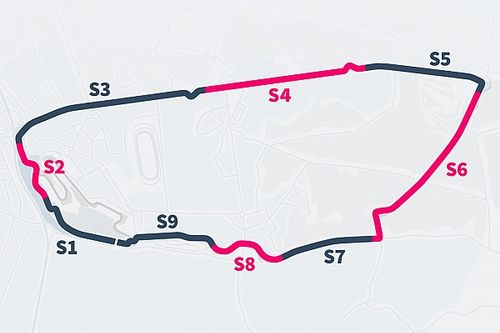 Le Mans introduces fixed slow zones