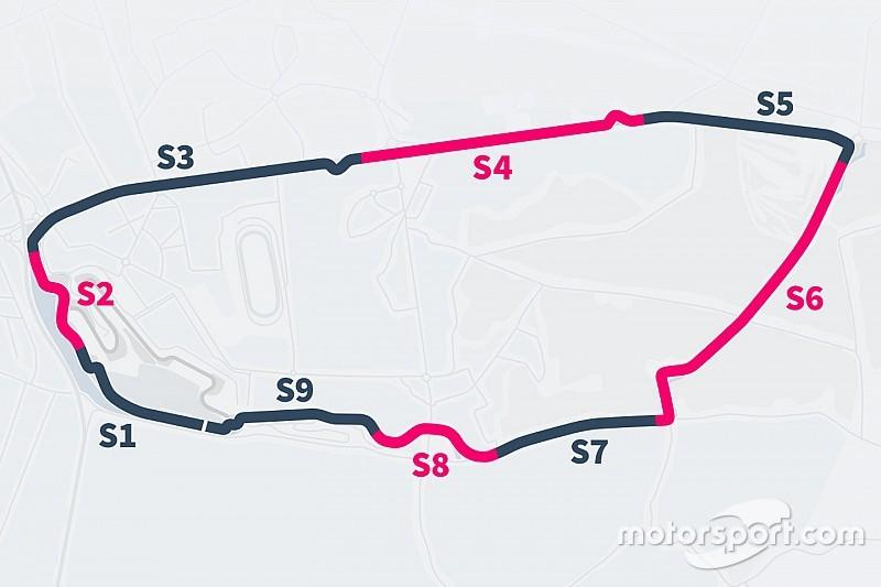Habrá zonas lentas fijas en las 24 Horas de Le Mans