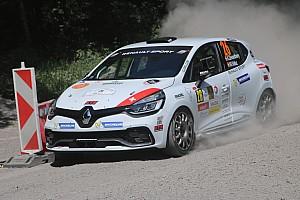 Schweizer markenpokale Rennbericht Rallye du Chablais: Auf Gonon folgt Devanthéry in der Clio Trophy