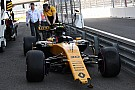 Formula 1 Palmer accepts blame for mistake