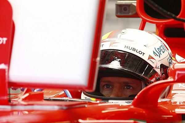 Formula 1 Massa says Vettel