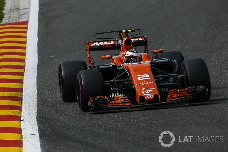 【F1】バンドーン、さらなるエンジン交換で65グリッド降格決定