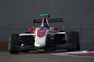 GP3 Testing report Russell dominates final day of GP3 post-season testing