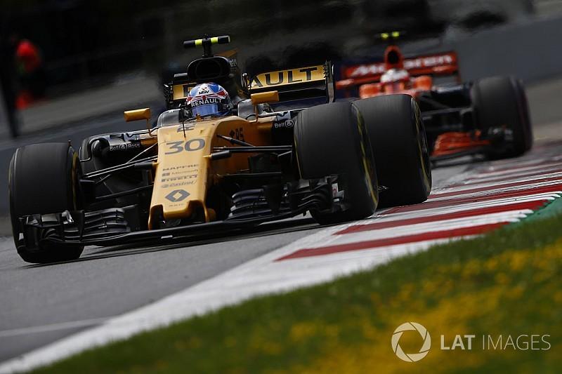 Renault konfirmasi lakukan diskusi mesin dengan McLaren