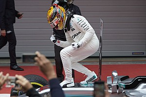 Formula 1 Statistics Gallery: Statistics from the Chinese Grand Prix