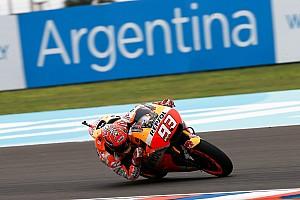 MotoGP Qualifyingbericht MotoGP Argentinien: Pole für Marquez vor Abraham & Crutchlow