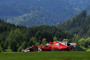 Formula 1 Practice report Austrian GP: Vettel tops FP3 as Hamilton hits trouble