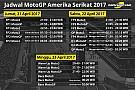 Jadwal lengkap MotoGP Amerika 2017