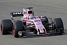 Force India expects new floor to fix aero problems