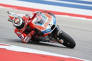 MotoGP Breaking news Lorenzo lega tak terpaut jauh dari Dovizioso