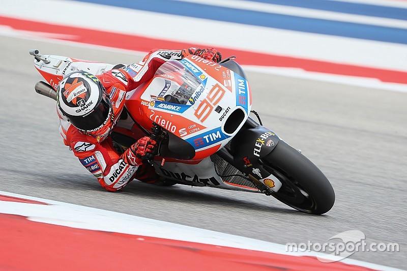 """Lorenzo : """"Peut-être que Ducati doit changer ses priorités"""""""