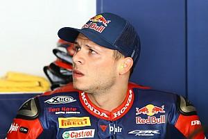 WSBK Ultime notizie Honda: Bradl dovrebbe operarsi al polso e saltare Magny-Cours