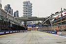 Текстова трансляція другої практики Гран Прі Сінгапуру