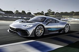 Auto Actualités Mercedes vise le record absolu du Nürburgring avec la Project One