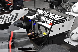 Forma-1 Elemzés A Ferrarit imitálja autója hátulján a Haas