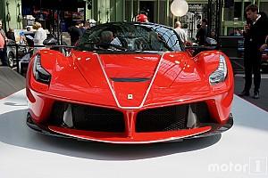 OTOMOBİL Son dakika Ferrari'nin yeni hiper otomobili 3 ile 5 yıl arasında gelecek
