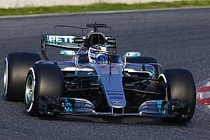 Формула 1 Новость Боттас о новых машинах: У меня никогда не было столько прижимной силы