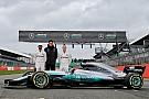 Mercedes presenta el monoplaza favorito para el título 2017