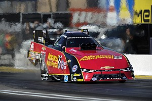 NHRA Qualifying report C. Force, Millican and Coughlin Jr. earn no. 1 qualifying positions Saturday at NHRA SpringNationals