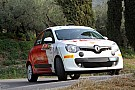 Trofei Twingo Renault Twingo GT R1: l'entry level dei rally ora diventa più