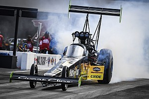 NHRA Qualifying report Millican, C. Force and Coughlin Jr. are No. 1 qualifiers at the Four-Wide Nationals