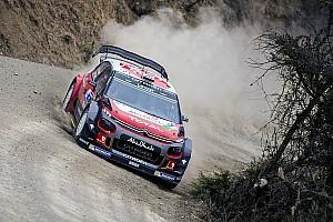 WRC Breaking news Citroen: Mexico win shows slow start was