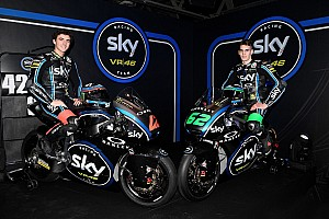 Moto2 Breaking news Sky Racing Team VR46 panaskan persaingan Moto2