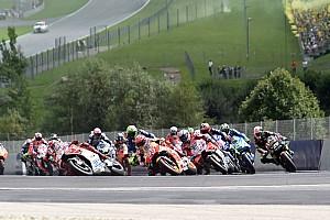 MotoGP 速報ニュース 【MotoGP】オーストリア決勝:ドヴィツィオーゾ、大激戦の末マルケスを下す。今季3勝目