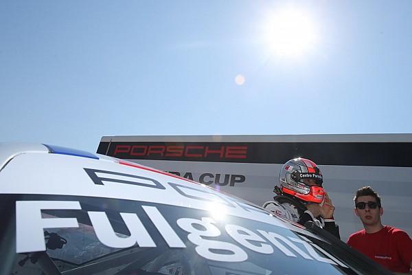 Carrera Cup Italia, Misano: per Fulgenzi il bicchiere è mezzo pieno