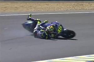 MotoGP Eredmények MotoGP: Vinales a bajnoki pontverseny élén, Rossi már csak harmadik...