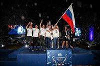 Россия выиграла Всемирные гоночные игры FIA