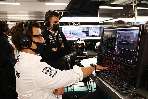 Mercedes: We moeten aanvallend te werk gaan tegen Red Bull
