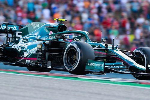 """Vettel: """"Yarış şartlarına odaklandık"""""""