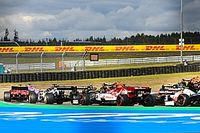 F1 drivers pushing for penalty points system change