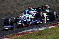 Okayama Super Formula: Makino fastest in practice