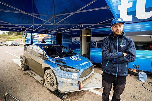 Rytkonen to remain in World RX for full 2020 season