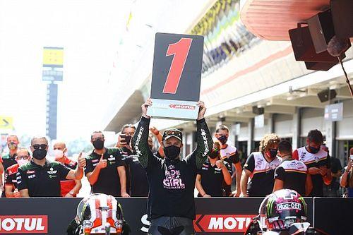 Fotogallery SBK: Davies torna a vincere, Rea vola verso il titolo