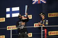 Az FIA betiltotta a pilóták pólóviselését a pódiumceremónia alatt