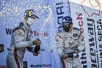 Cameron, compañero de Montoya, cedió la victoria por órdenes de equipo