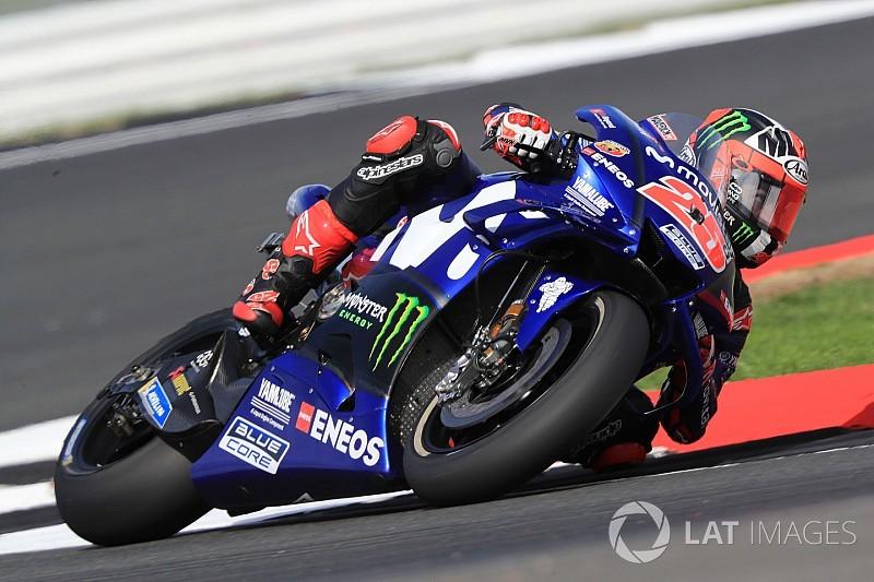 FP4 MotoGP: Sesi dihentikan lebih awal, Vinales tercepat
