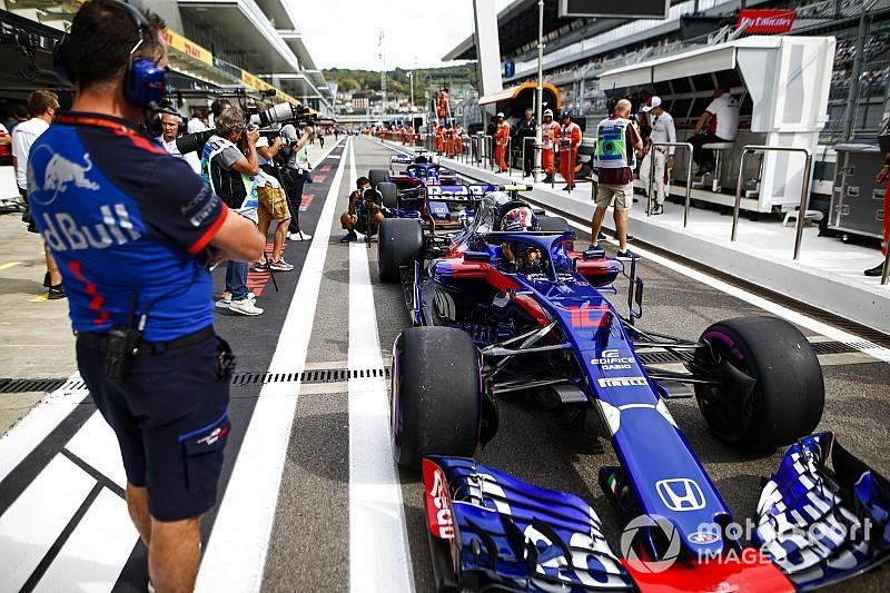 Пілоти Red Bull, Toro Rosso та Алонсо отримали нові компоненти двигунів у Сочі