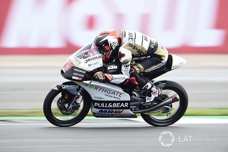 Nieto KTM squad announces 2019 Moto3 line-up