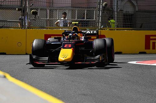 F2バクー:レース2はヴィップスが見事な走りでF2初優勝。佐藤万璃音13位
