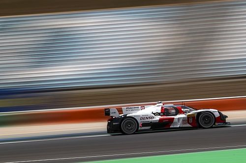Portimao WEC: #8 Toyota takes victory after team orders call
