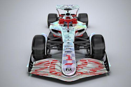 2022 F1 araçları, 2021'e kıyasla sadece yarım saniye daha yavaş olacak