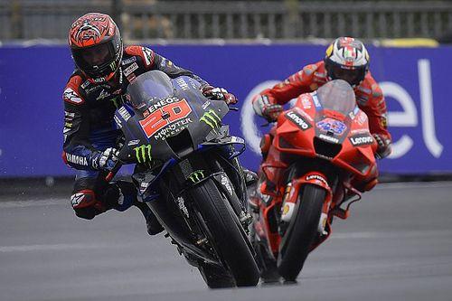 MotoGP 2021: gli orari TV di Sky, DAZN e TV8 del GP d'Italia