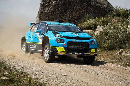 Why the success of AVB's WRC debut won't be defined on the stages