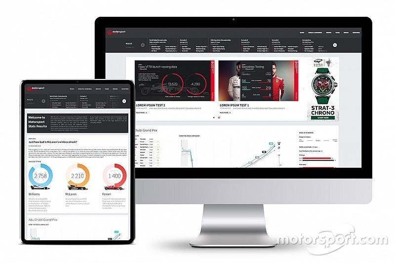 Motorsport Stats lancia il più grande database gratuito di risultati del mondo