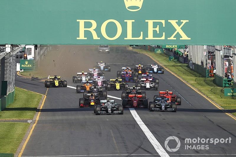 Відео: переможний старт Боттаса на Гран Прі Австралії
