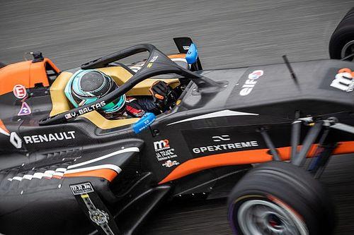 Baltas named on Super Formula entry list, set to miss Fuji